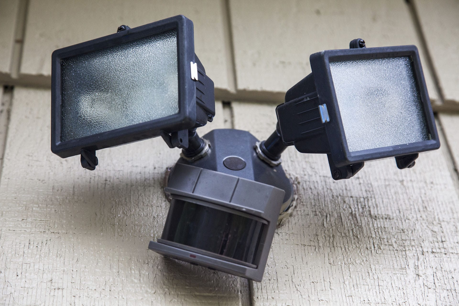 Image of: 99 Outdoor Electrical Outlet Or A Motion Sensing Security Light Includes Labor And Materials A D I Electric